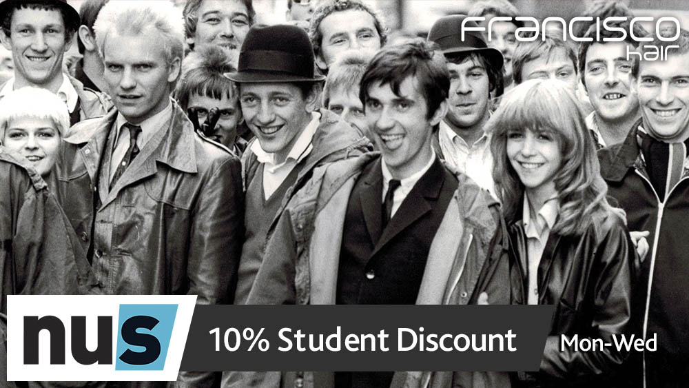 Student discount promotion